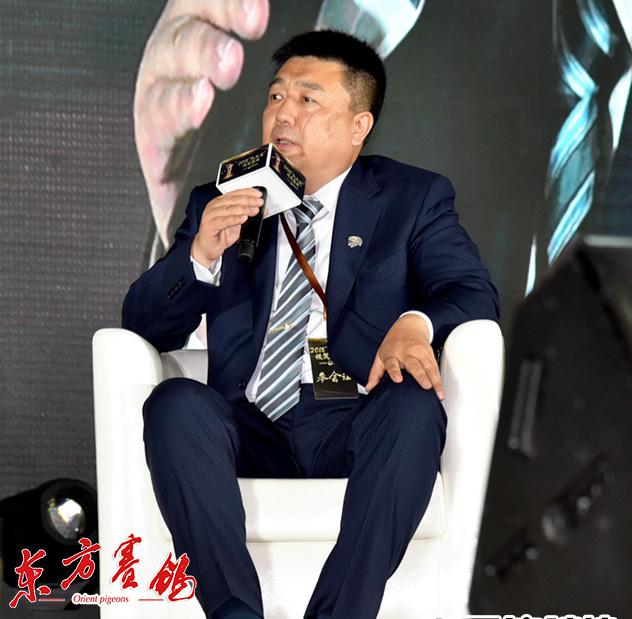 3、河北省信鸽协会副主席王成健讲话