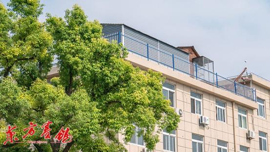09、建在楼顶的鸽舍