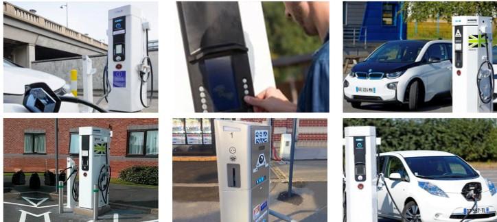 公司產品系列十二:汽車充電樁2