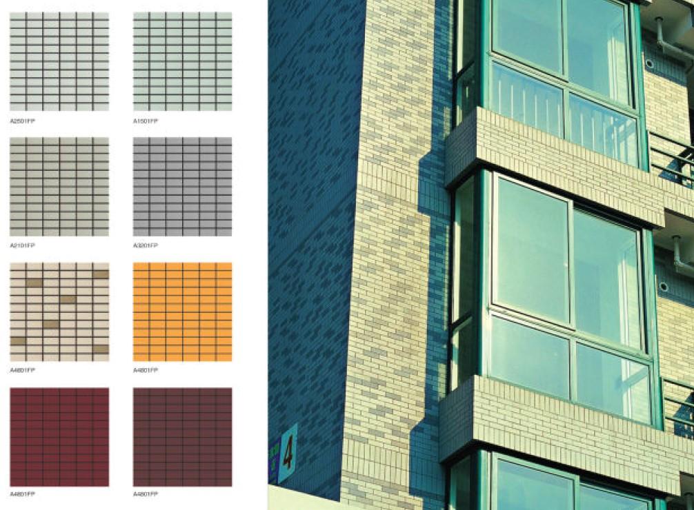 """公司產品系列十三:""""鉆石牌""""釉面內墻磚、通體及瓷質仿古磚、瓷質耐磨磚、拋光磚、外墻磚."""
