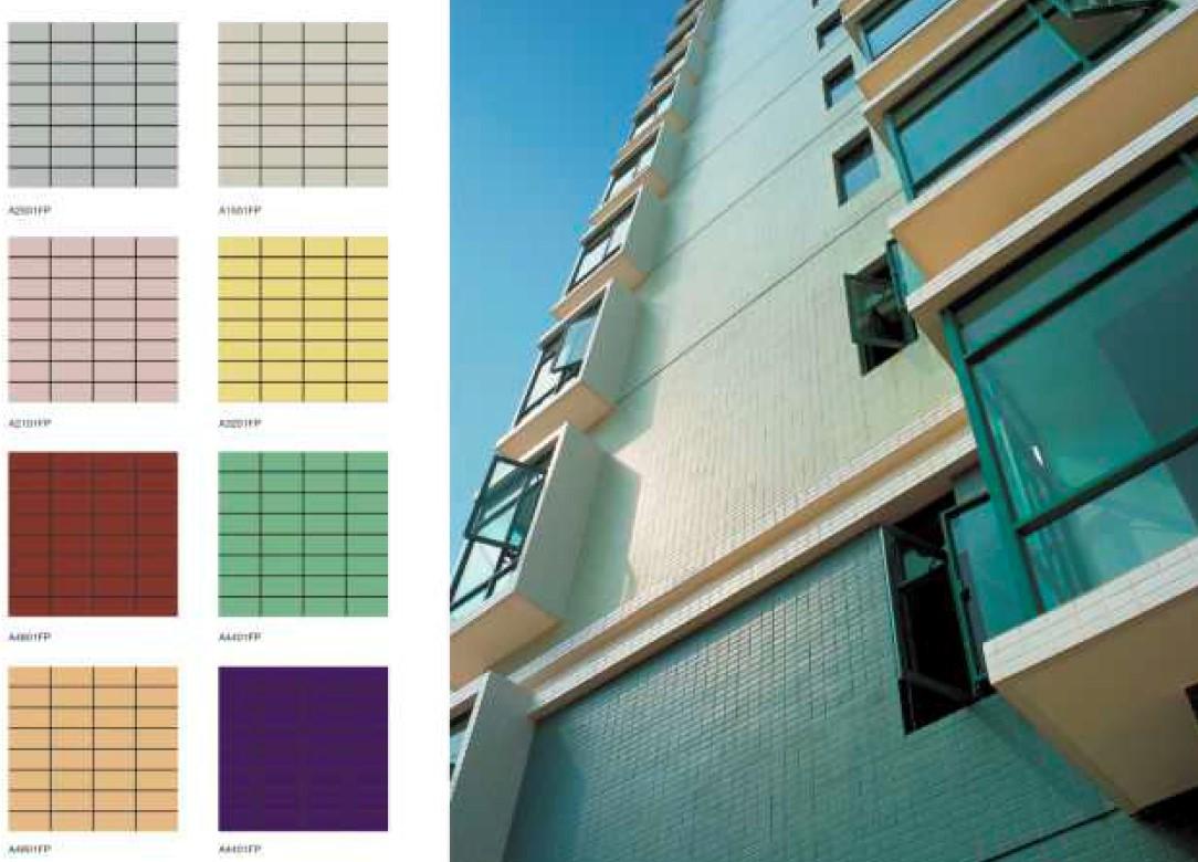 """公司產品系列十三:""""鉆石牌""""釉面內墻磚、通體及瓷質仿古磚、瓷質耐磨磚、拋光磚、外墻磚.2"""