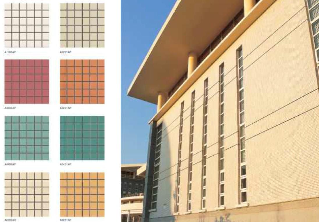 """公司產品系列十三:""""鉆石牌""""釉面內墻磚、通體及瓷質仿古磚、瓷質耐磨磚、拋光磚、外墻磚.3"""