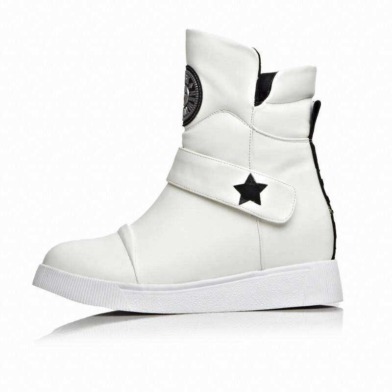 白色雪地靴清洗