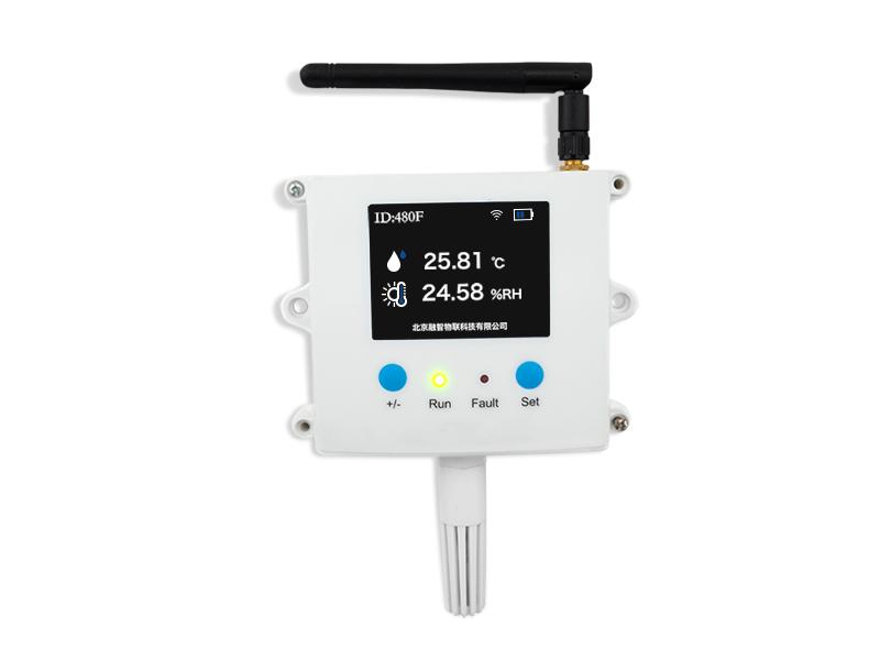 無線傳感器-WL-NetTH-D無線溫