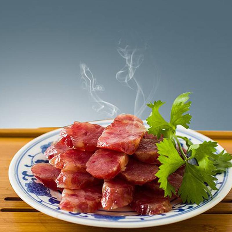 新元广味熟香肠250g3包开袋即线上买球平台腊肠熟菜特产烤肠熟线上买球平台小吃4