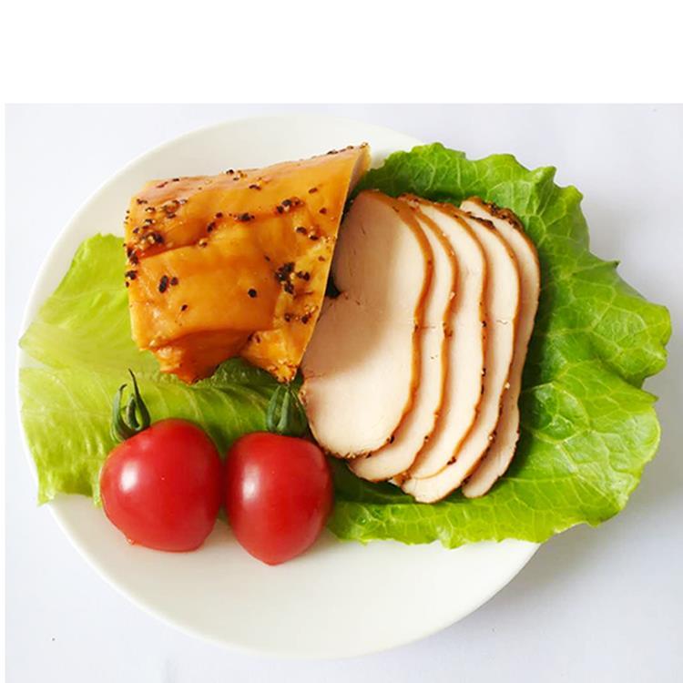 新元黑椒雞胸雞胸肉輕食即食真空小包裝雞胸脯健身即食零食4袋7