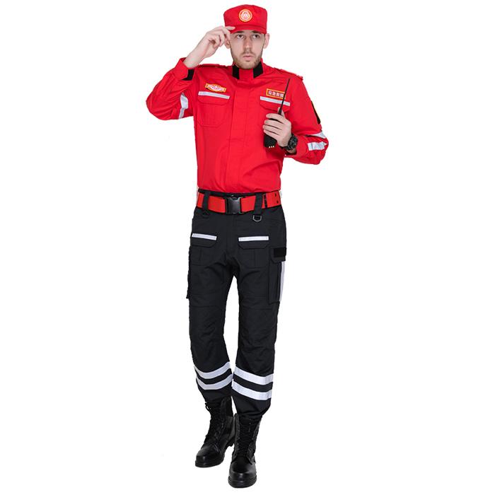 应急救援作训队服-山地救援服