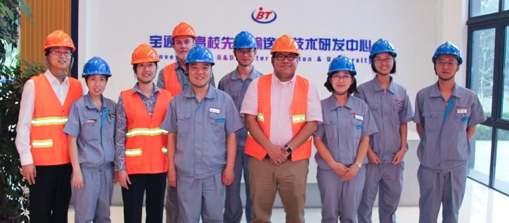 2016年,BHP全球招標WAIO的全部中國區標的。