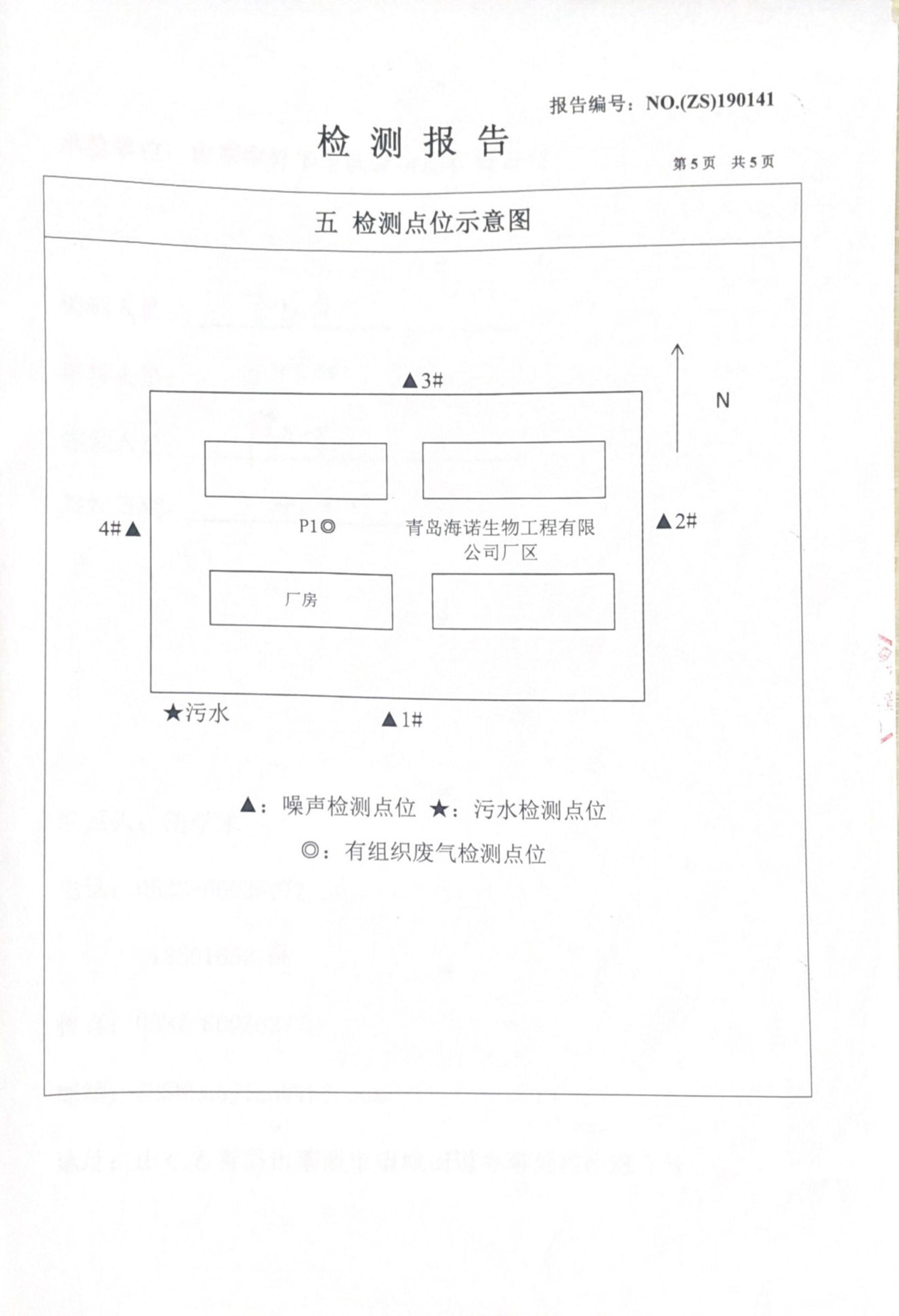 青岛海诺生物工程有限公司自行检测报告-7
