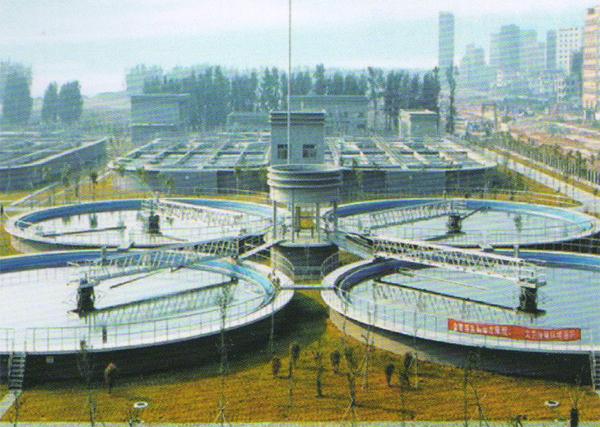 工业污水工程项目