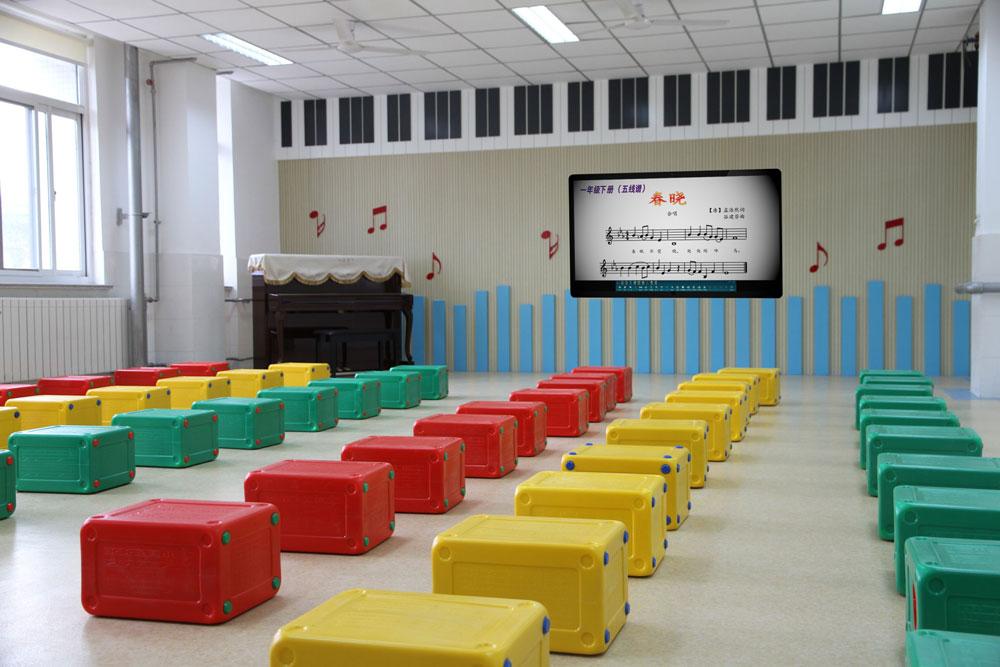 数字音乐教学仪教学系统
