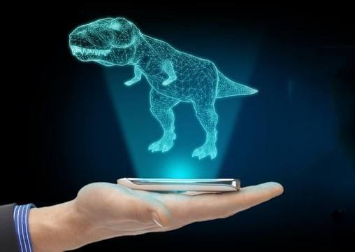 3D全息技術