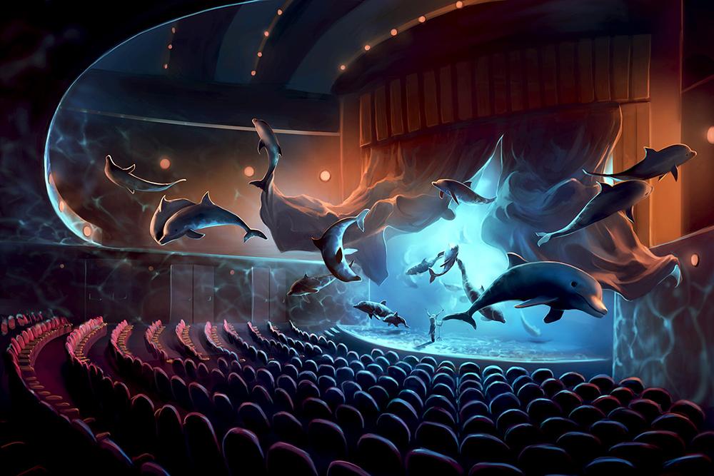 5D沉浸式動感數字影院