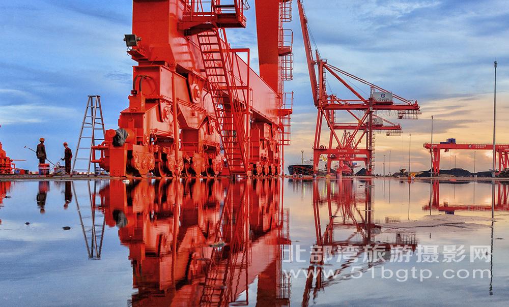 《碼頭》黃雪娟13807704333-