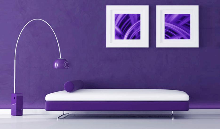效果圖紫色