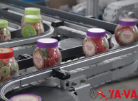 食品行業-柔性輸送線7-6