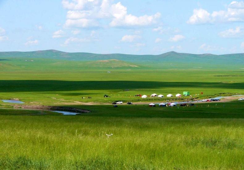 內蒙古森林草原
