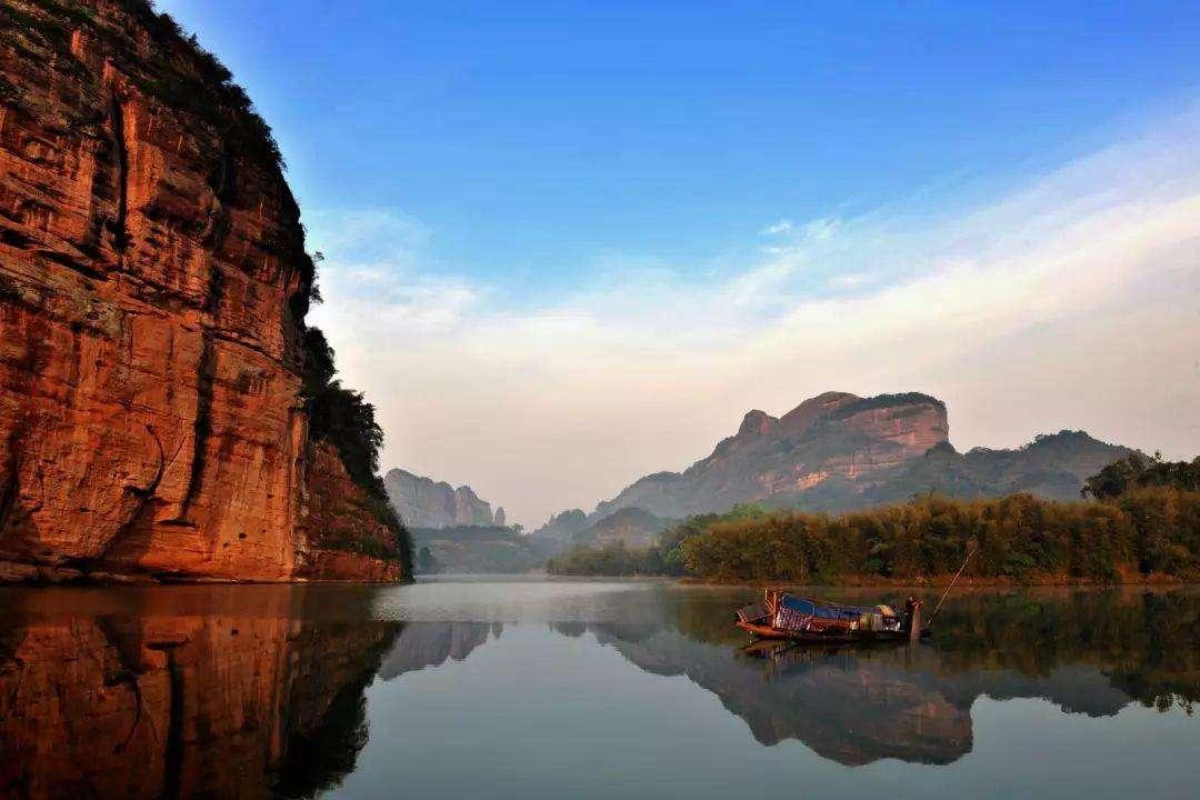 江西丹霞山水
