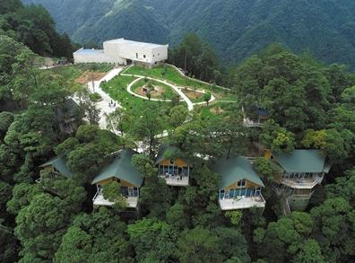 康養旅游銅鈴山綜合體項目