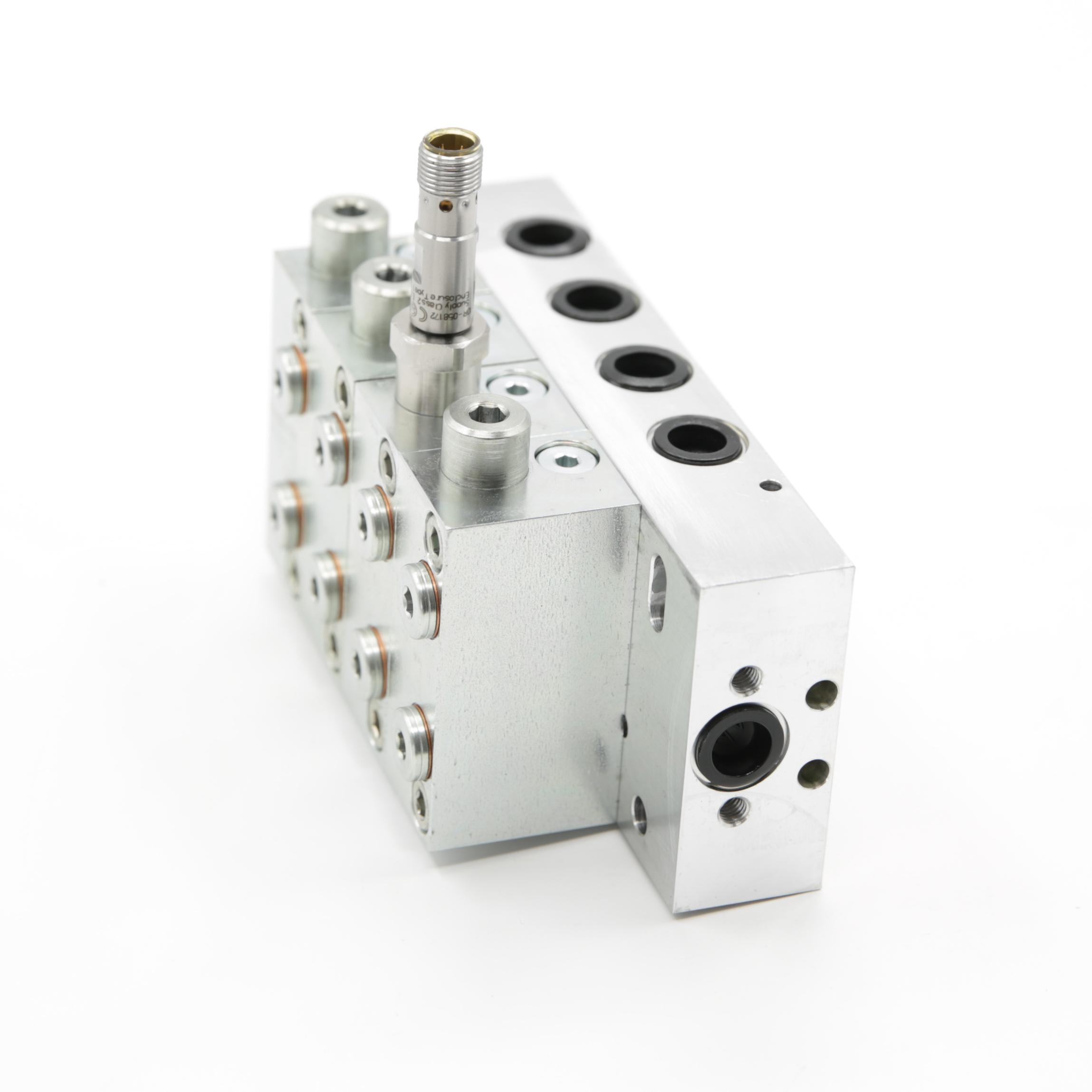 SKF油气分配器
