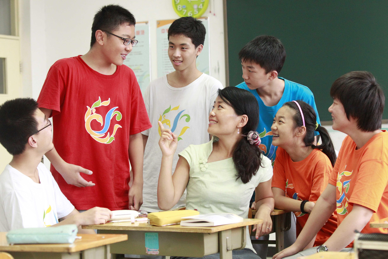 數學教師劉新收集學生課堂反饋