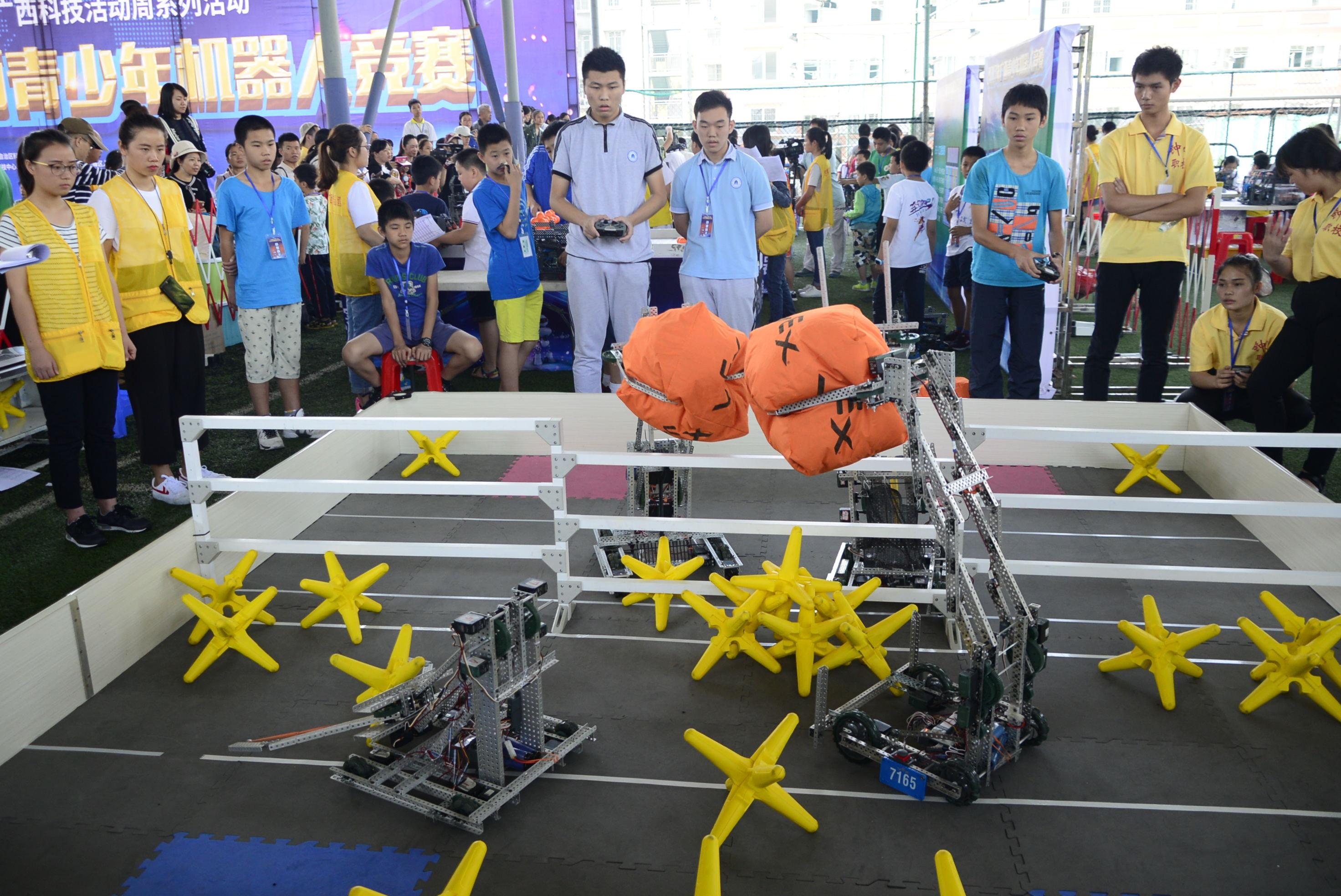 機器人大賽-3