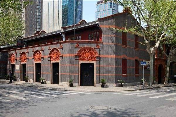 上海一大會址