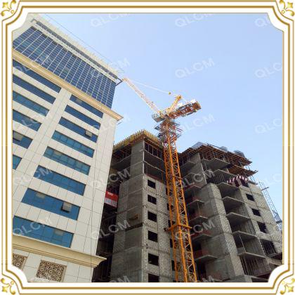 QD85在阿聯酋施工