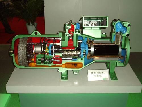 螺杆压缩机2