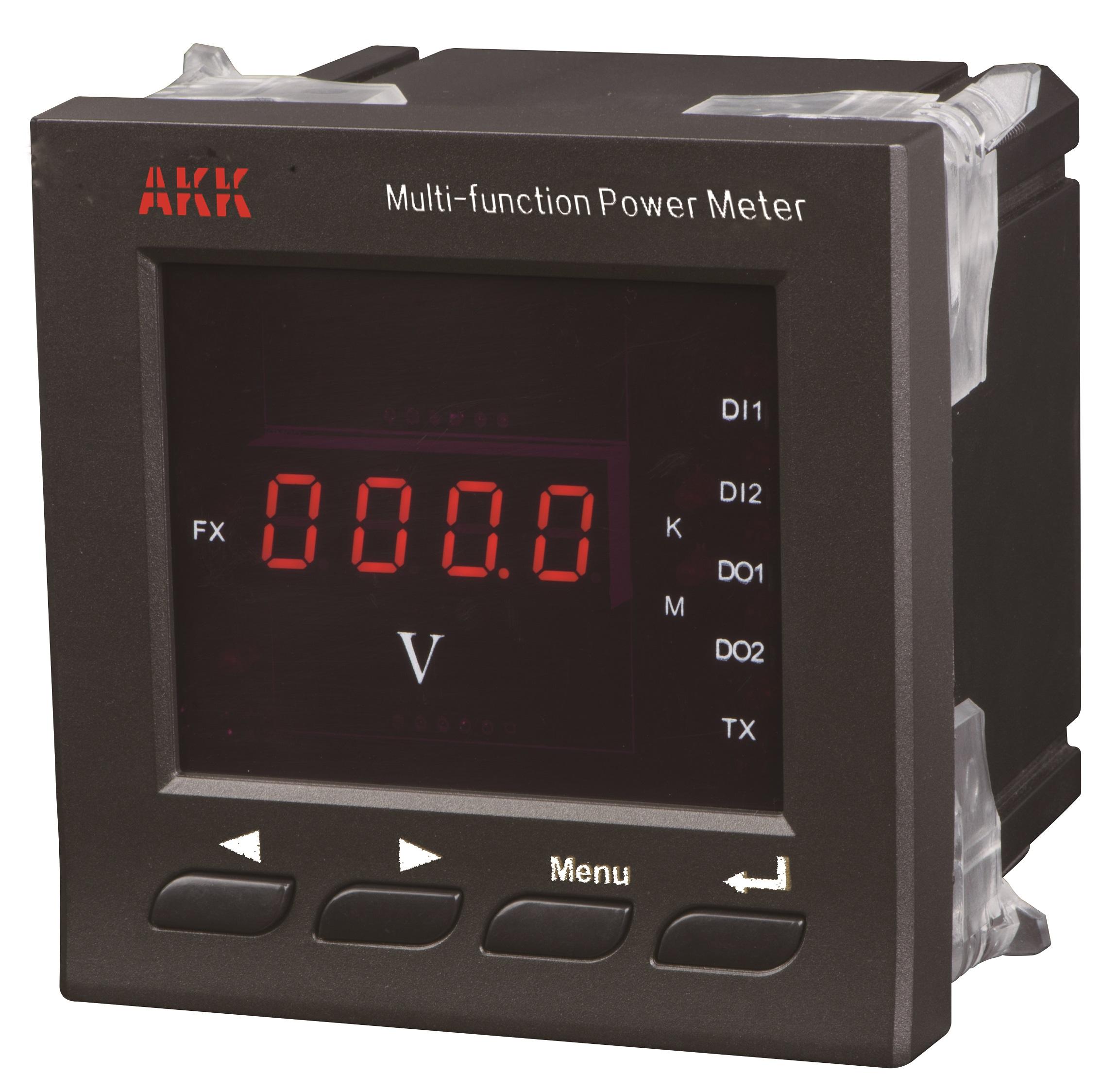 数显单相电压表