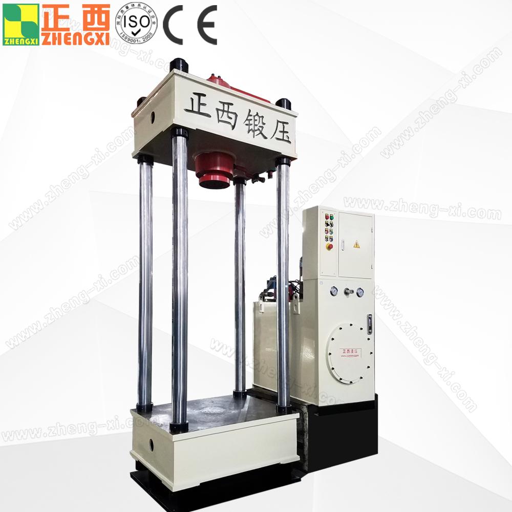 100T四柱液压机