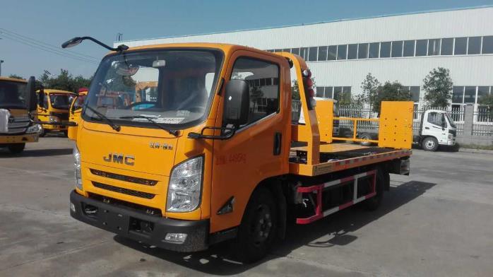 帕菲特牌PFT5042TQZP15型江铃凯运2吨蓝牌平板清障车术规格书