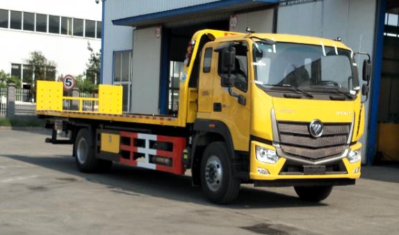 帕菲特牌PFT5181TQZP5型欧马可8吨平板清障车-销售需求-