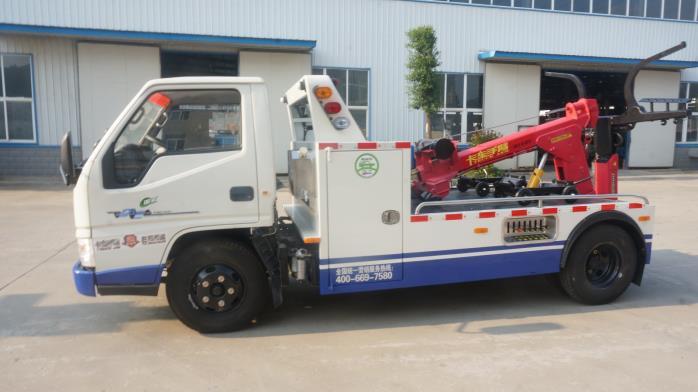 帕菲特牌PFT5042TQZL5型江铃顺达2吨拖吊联体清障车术规格书
