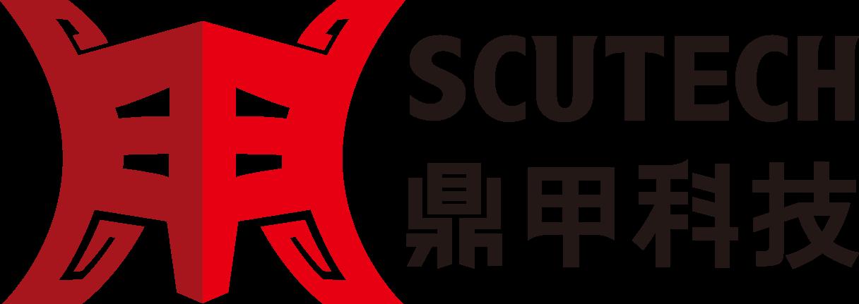 鼎甲logo橫版中英文