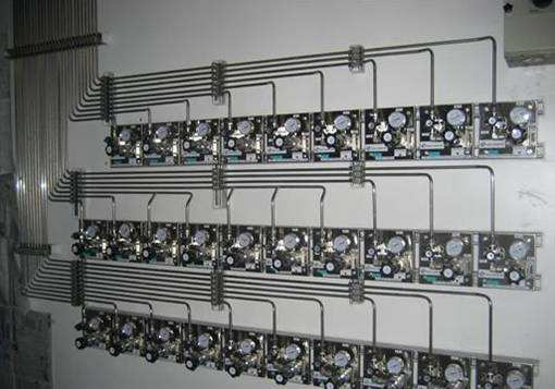 实验室气路控制系统