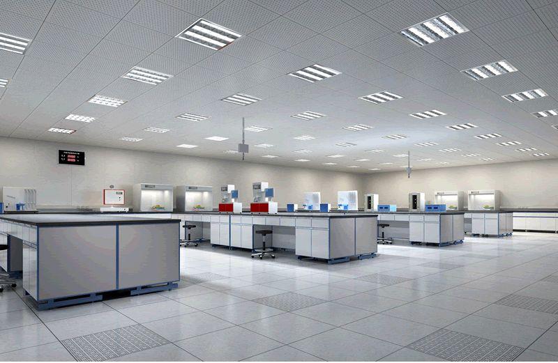 实验室恒温恒湿控制系统