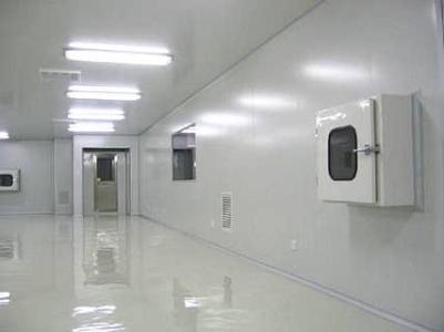实验室洁净控制系统