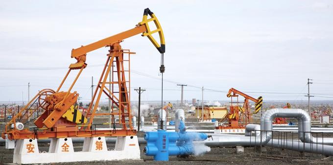 石油化工領域