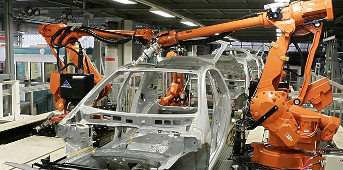 智能機器人行業
