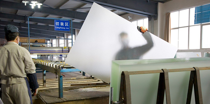 玻璃制造行業