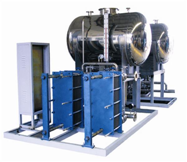 閉式除鹽水循環冷卻裝置改