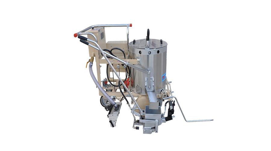 06CK360高级手推热熔划线机单撒播