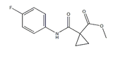 METHYL1---4-FLUOROPHENYLCARBAMOYL-CYCLOPROPANECARBOXYLATECAS.1345847-71-3
