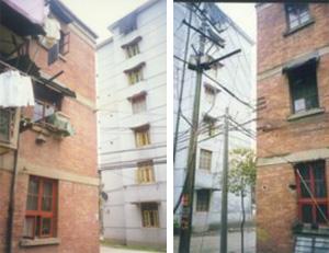 廣州民居建筑糾偏