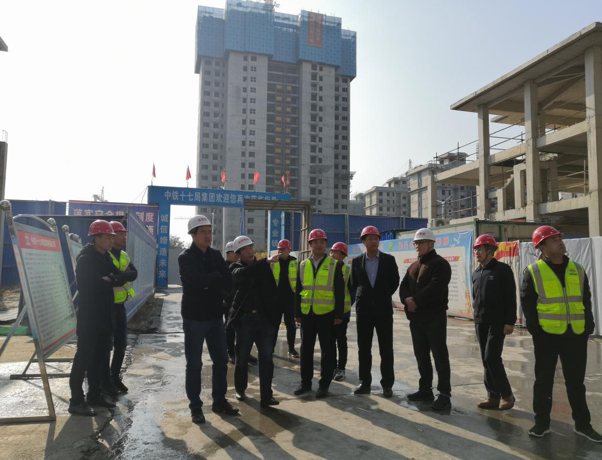 濮陽萬基公司花香四季項目提前完成2019年度工作目標