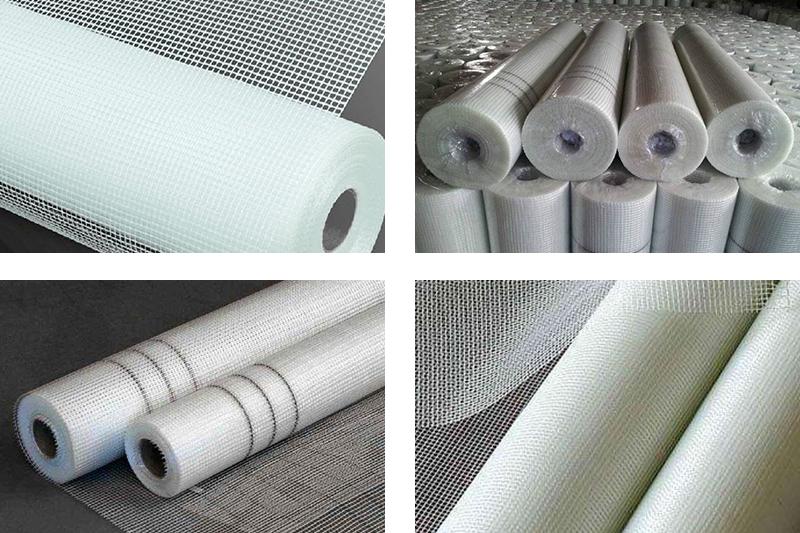 保温玻璃纤维网格布