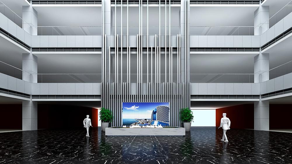 中建幕墻有限公司展示廳