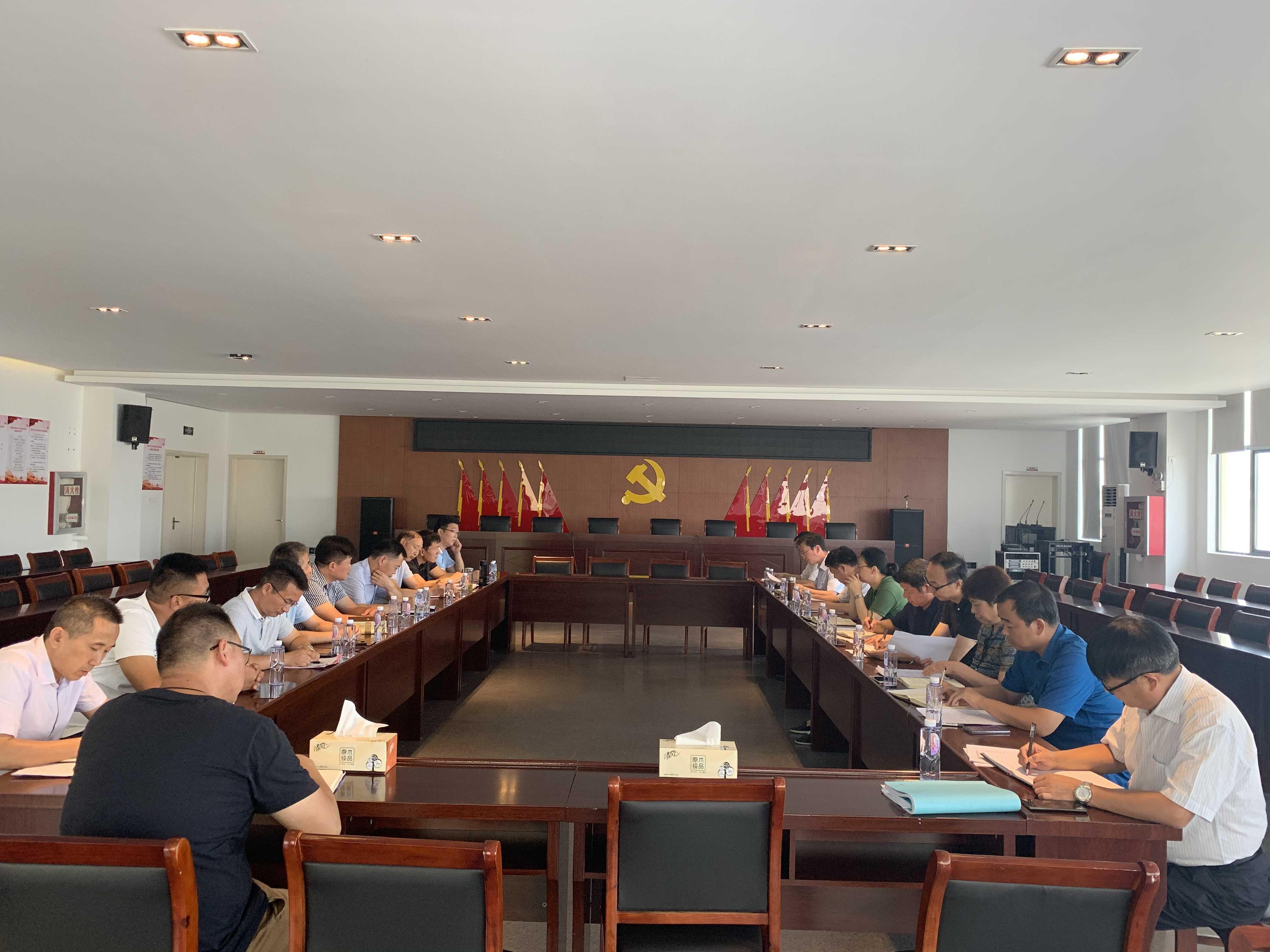 区委书记姜颖调研高岳现代农业产业示范园