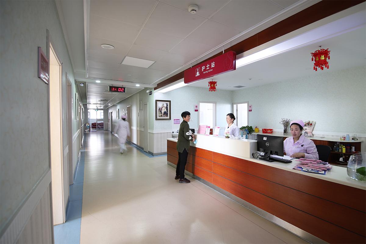 产科护士站